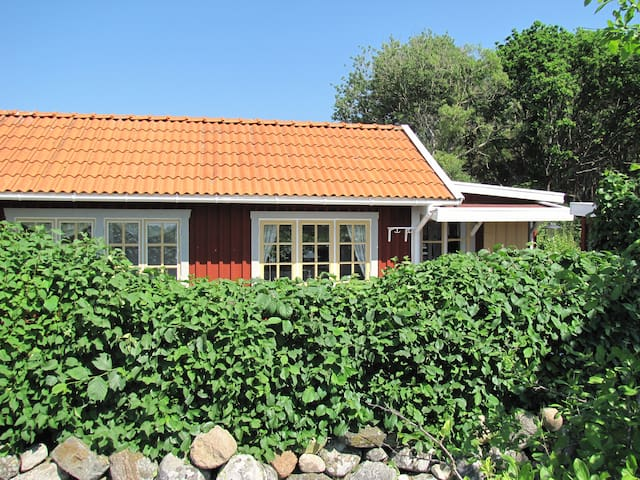 Idyllic cottage on Koster Islands, available 31,32