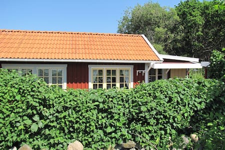 Idyllic cottage on Koster Islands