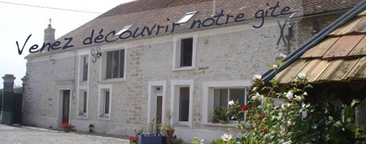 Gite Millet PROVINS (77) - Vulaines-lès-Provins - Maison