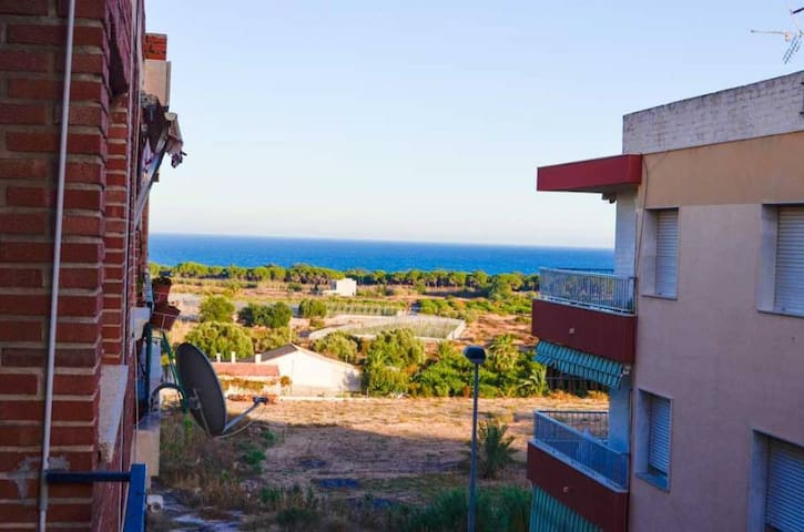 Cozy apartment 500m from the beach - Elche - Apartment