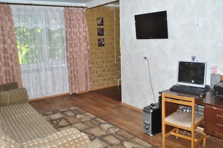 Flat rental Euro2012 on day Donetsk - Apartment