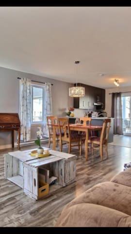 Beau condo près du lac Boivin - Granby - Apartamento