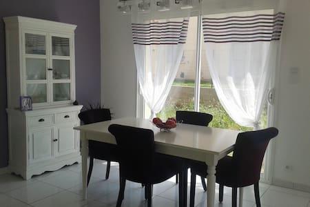 Maison récente au calme - Nieul-lès-Saintes