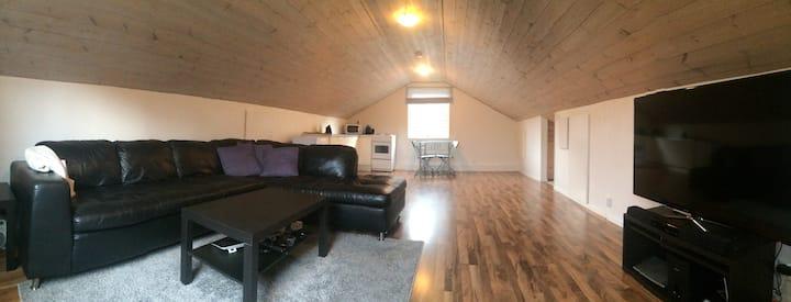 2 floor appartement