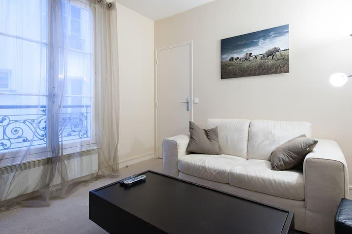 Charming appt Champs Elysées/Etoile - Paris - Apartamento