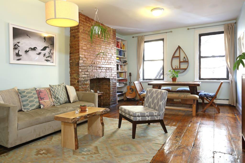 4 bedroom 2 bath duplex in williamsburg brooklyn apartments for rent in brooklyn new york for 4 bedroom apartments in brooklyn