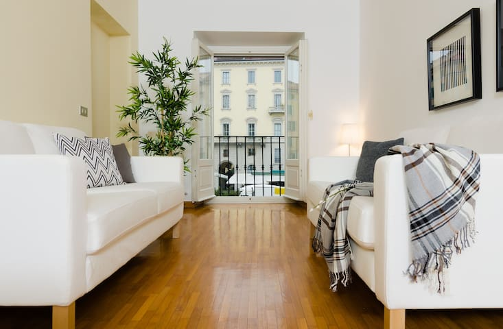 Exciting Brera! Lovely flat