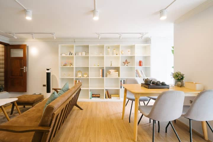 #Must stay💯Hanoi Central💯Lux💯Loft💯Street View