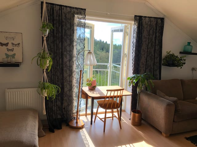 B&B room 2/4 Close to nature, city and university