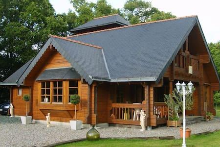 Maison en bois - La Grigonnais