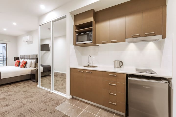 Gehobenes Studio-Apartment