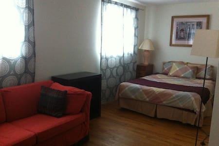 Master Bedroom with parking - Oakville