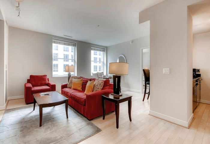 Gorgeous 2 Bedroom Apartment in Washington DC