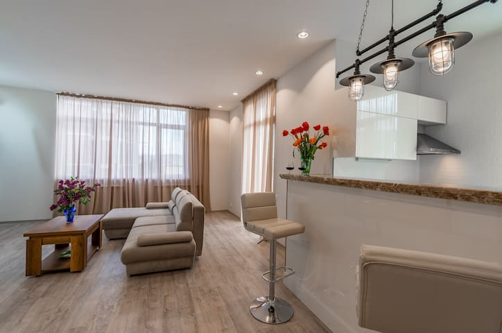 25% off .Central fashionable apartment  in Tbilisi
