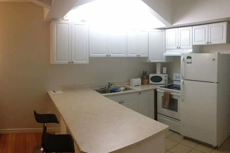 Clean bright new apartment - sudbury - Apartmen