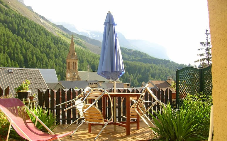 Large studio at the gateway to the Ecrins National Park - Brigitte Pic