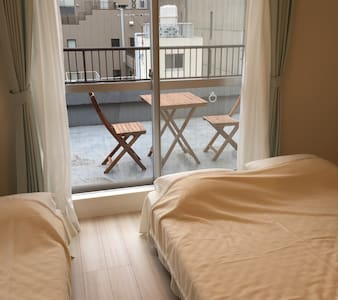 Open Now !!  LUXURY PENTHOUSE ! Great Location !! - Taitō-ku - Apartamento