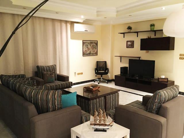 Private cozy room in New Cairo