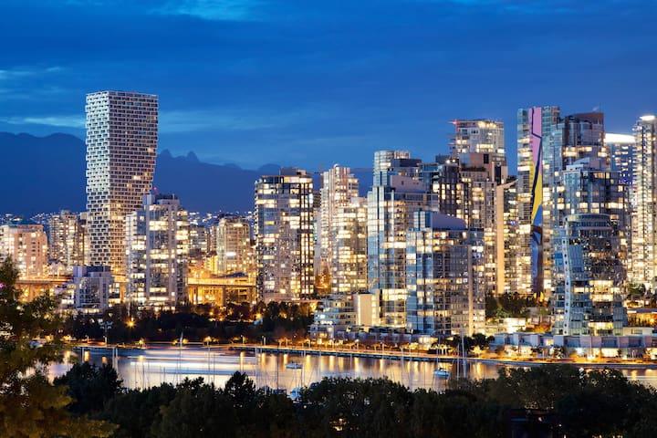 Luxury Penthouse w Billion Dollar Views