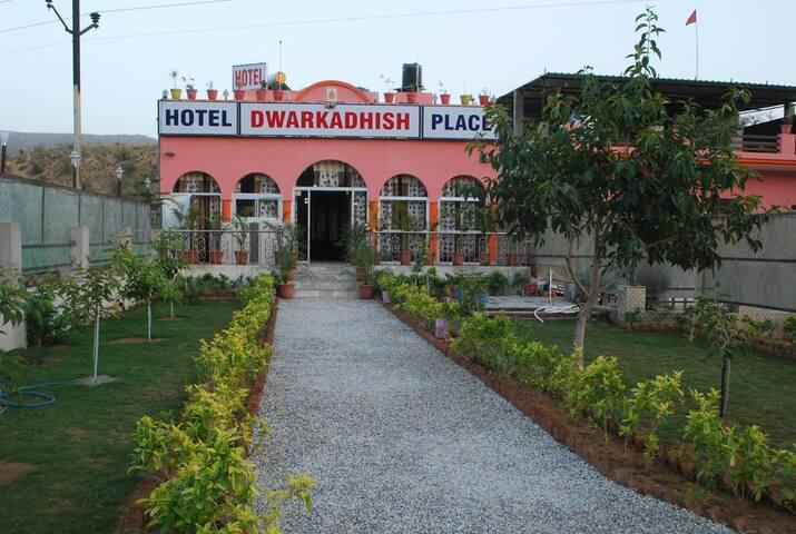 Hotel Dwarkadish Palace