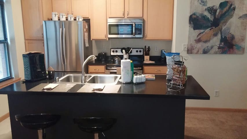GL 136 APT 209 2BR/2BA Apartment - Milwaukee - Apartamento