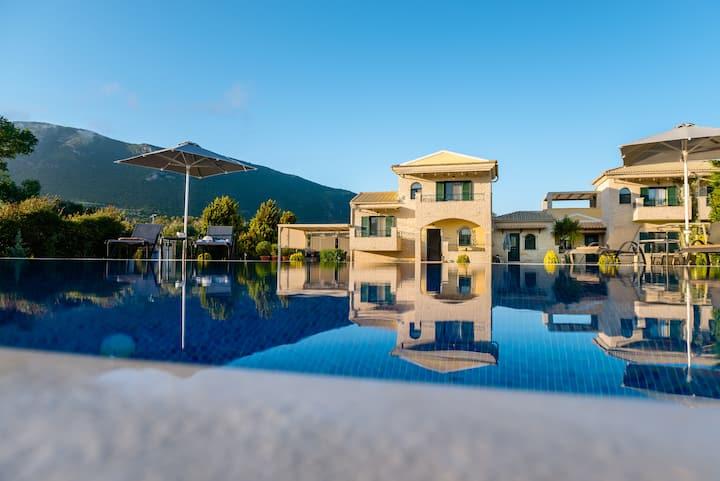 """Liostasi - Gaia Villa Corfu"""