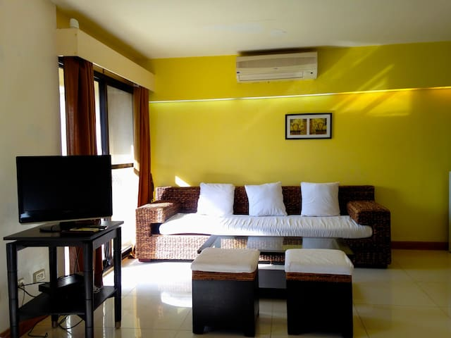 SPACIOUS & QUIET 1-B 3mins to Mactan Cebu Airport - Lapu-Lapu City