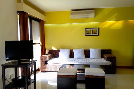 SPACIOUS & QUIET 1-B 3mins to Mactan Cebu Airport - Lapu-Lapu City - Apartmen
