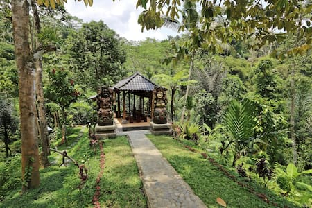 Bali Jungle Huts close to ubud and unique - Tegallalang - Chatka