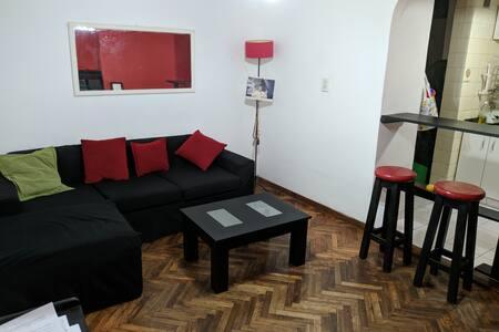 Habitación en barrio tranquilo y céntrico de Bs As