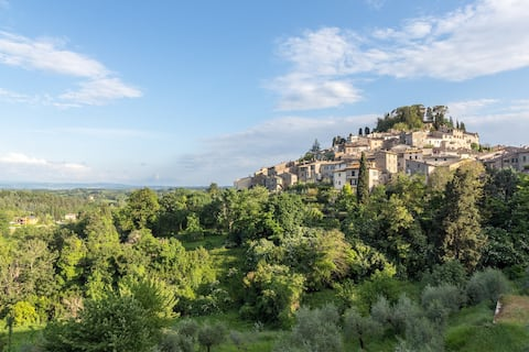 Case Aneris, Norma - La più bella vista su Cetona!