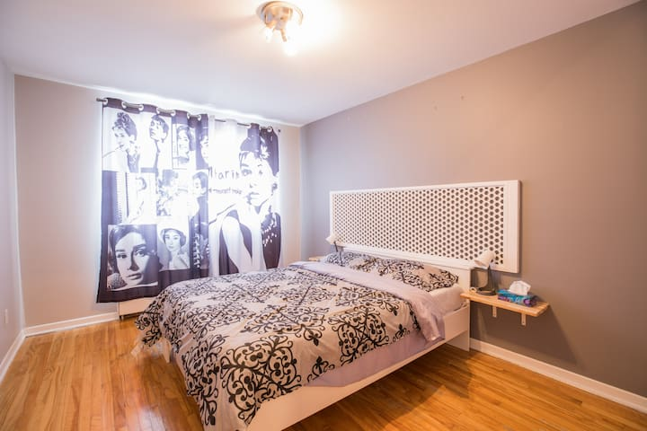 M327@Cosy 2BR APT,15mins to Downtown