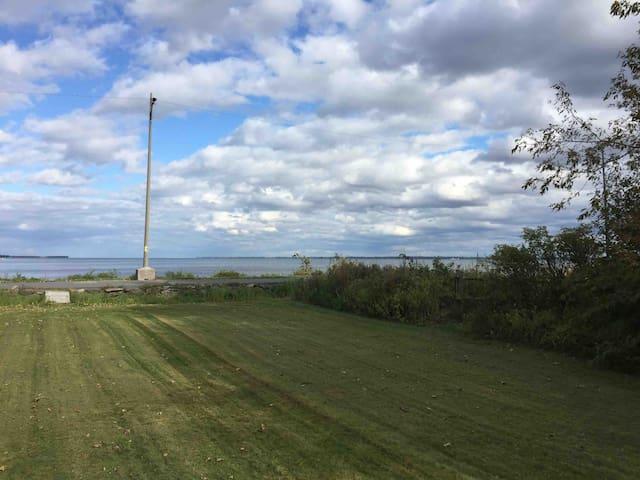 Big View on Lake St.Francis