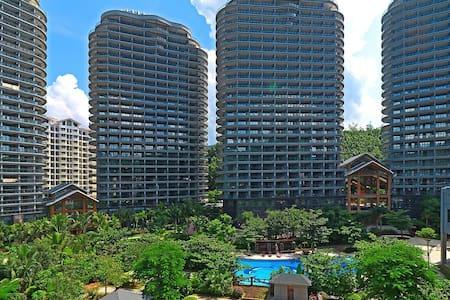 仙云居雨林温泉度假公寓-高级园景套房