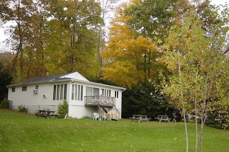 Lakefront Cottage - Beautiful View