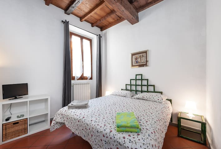 SAN FREDIANO apartment (city center+free parking)