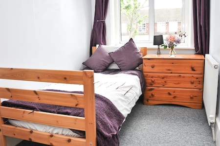 Single room North London (and a double room) - Enfield - Talo