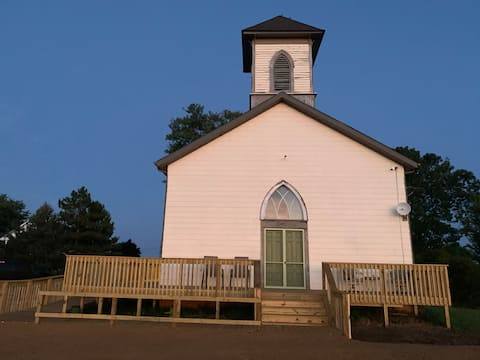 """Recharge your soul at """"The Church""""!"""
