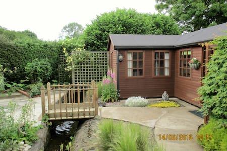 The Garden Lodge - Llynclys - Bungalo