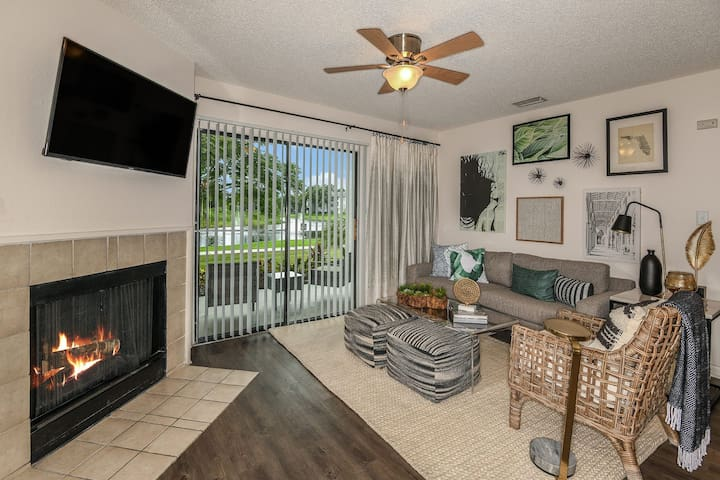 Incredible apartment home | 1BR in Orlando