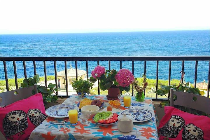 Lovely Sea view apartment - Żebbuġ
