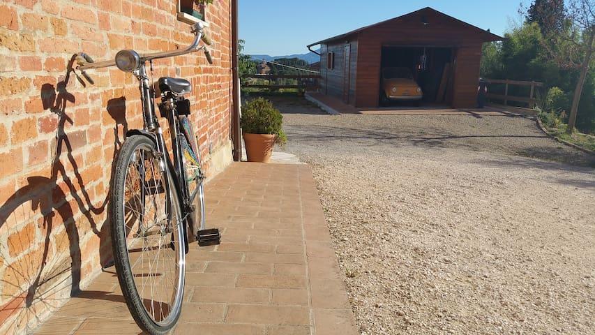 """Castiglione del Lago """"IL LIMONE"""" - I Guidonami - Apartemen"""