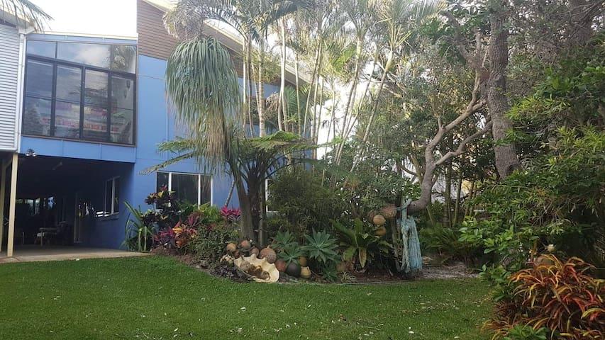 My Beach Getaway Tropical Oasis