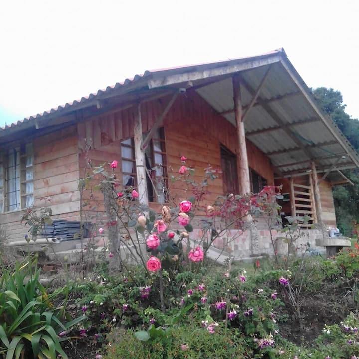 Cabaña en el Encano Laguna De la Cocha