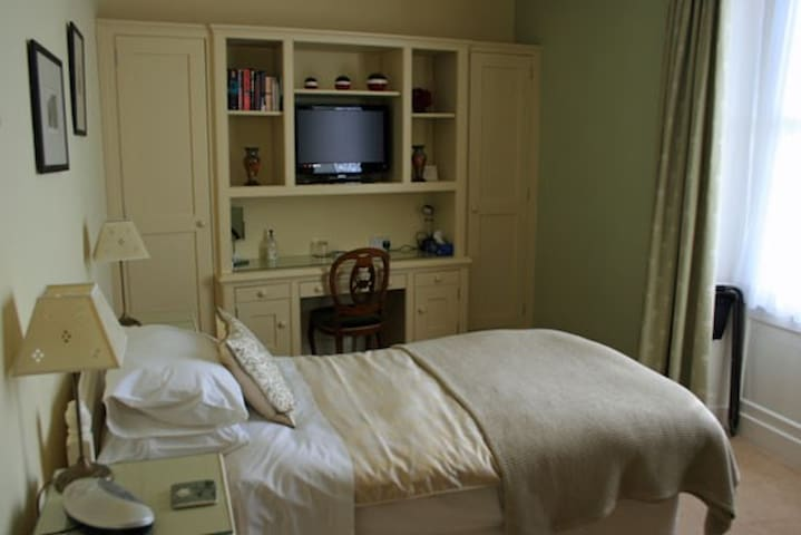 Single room in Alnwick Town Centre with Parking - Alnwick - Stadswoning