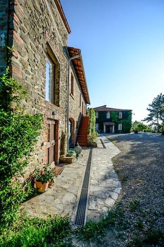 Il Covo (Gratena) - Pieve A Maiano - Arezzo - Apartment