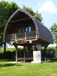 Balinesisches Traumhaus Vollholz - Hügelsheim