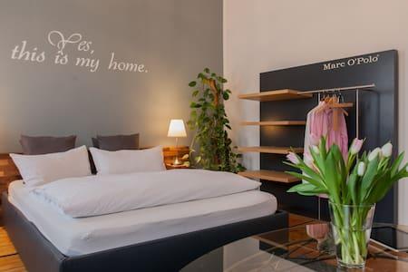 Design Wohlfühl Apartments 3 rooms - Leipzig