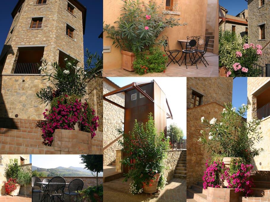 Borgo Collage