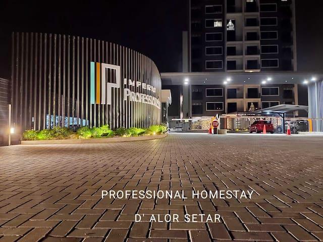 Professional HomeStay D' Alor Setar